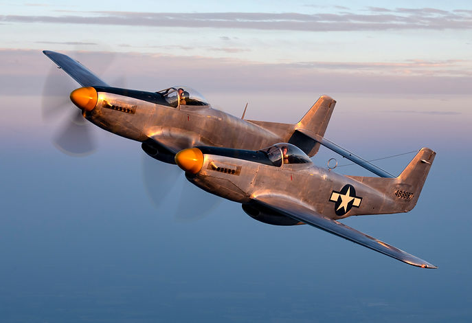 Warbird and Classic Aircraft Broker