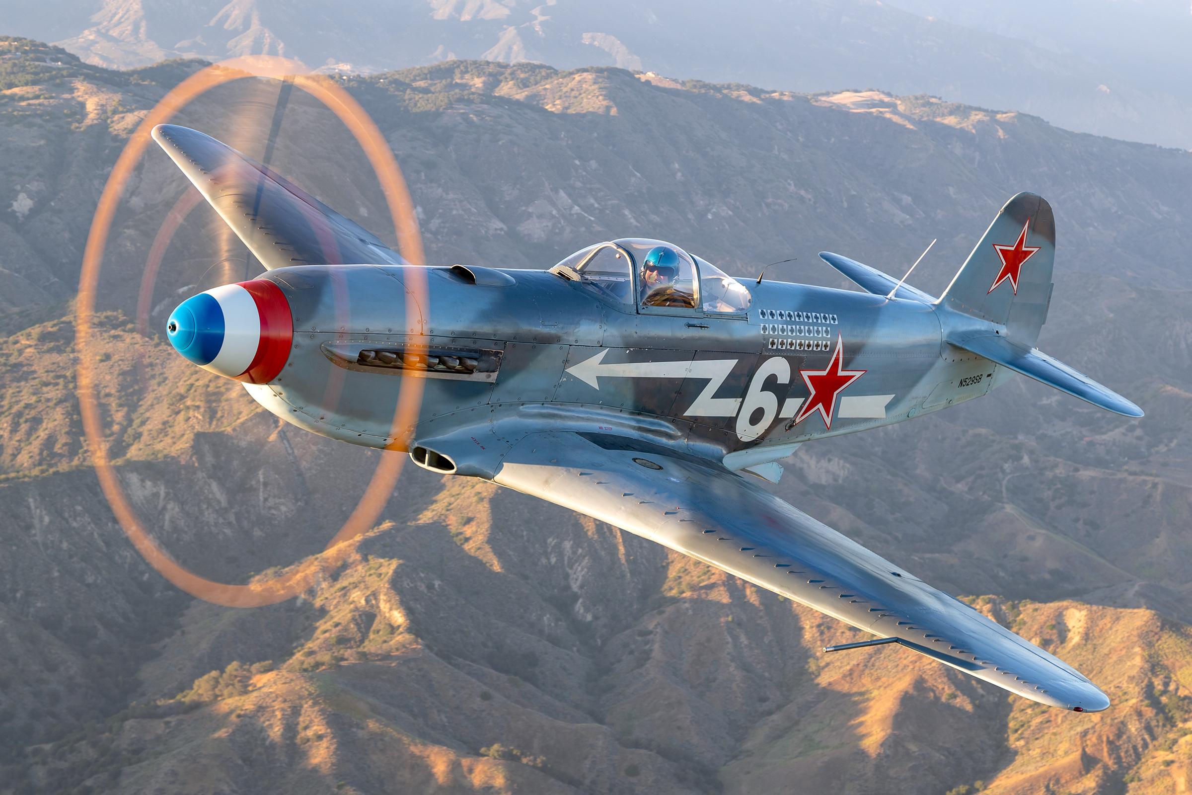 1945 Yak-3M N529SB