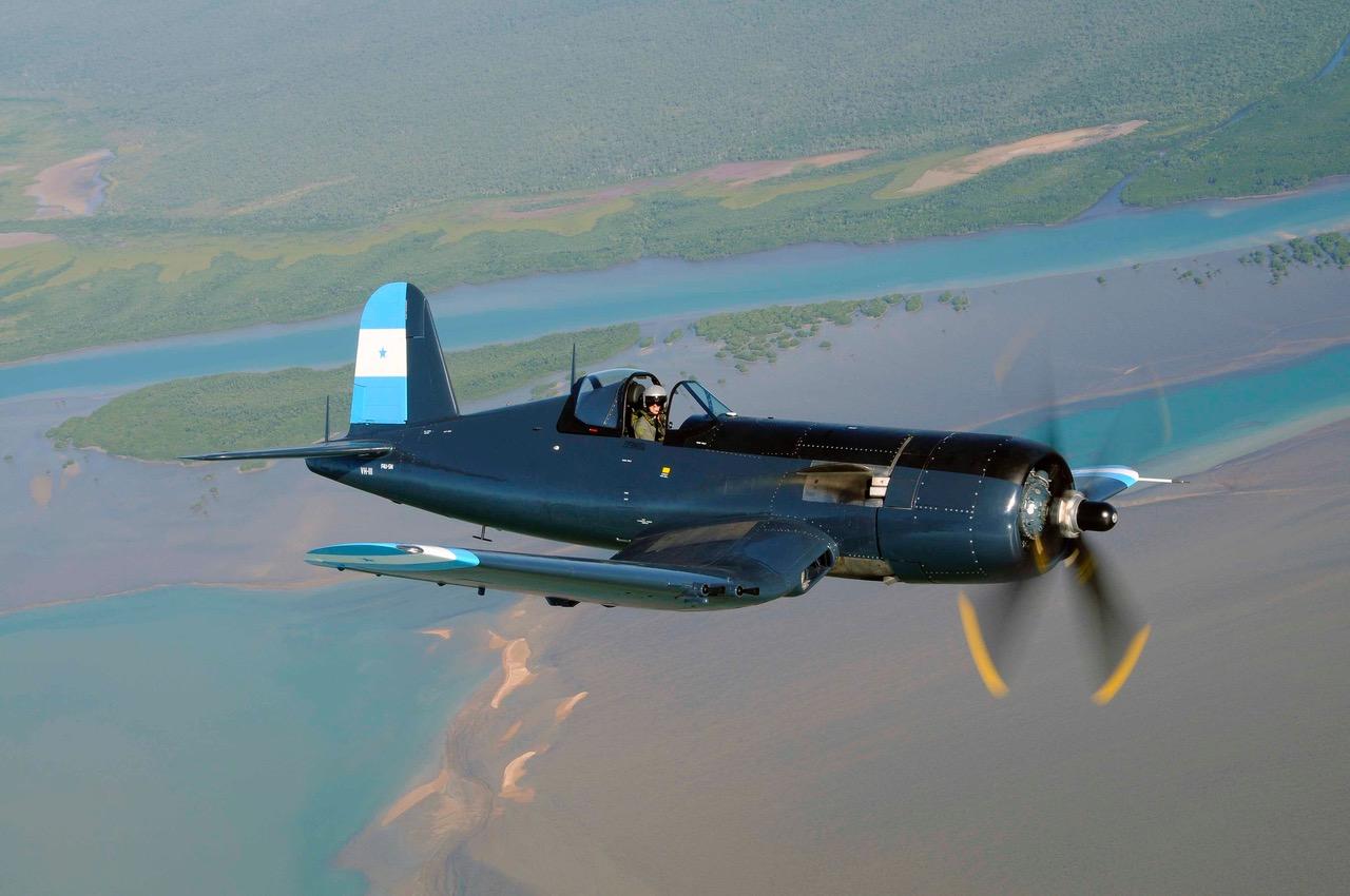 1951 Vought F-4U-5N VH-III