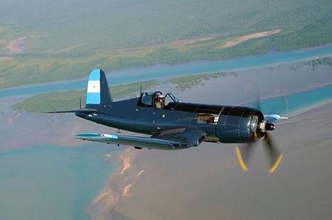 1951 Chance Vought F-4U-5N Corsair
