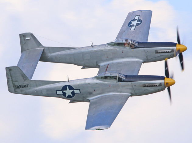 XP-82 Twin Mustang