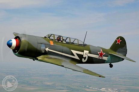1952 Yakovlev Yak 11
