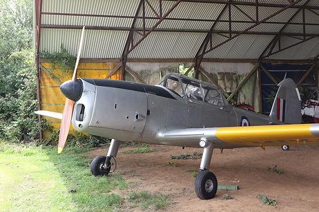 1955 deHavilland DHC-1 Chipmunk