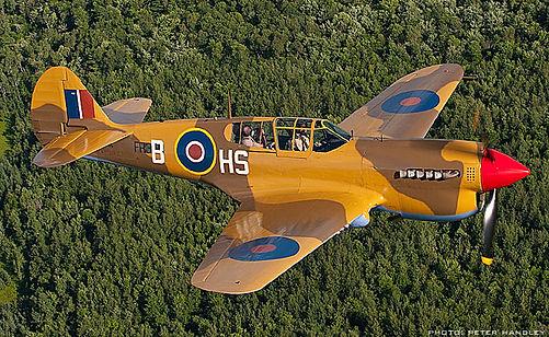 1943 Curtiss P-40N Kittyhawk