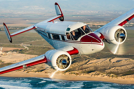 1962 Beechcraft Super G18