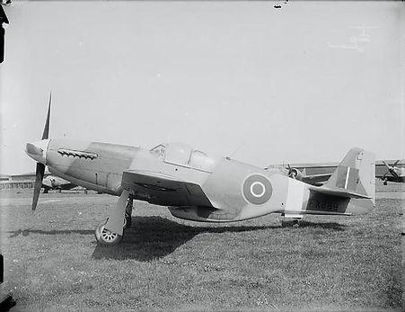 1943 North American P-51C