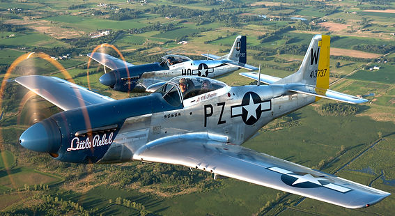 Platinum Fighter Sales P-51D Mustang's