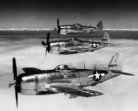 1945 Republic P-47N Thunderbolt