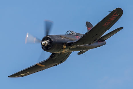 1950 Chance Vought F4U-5NL D-FCOR