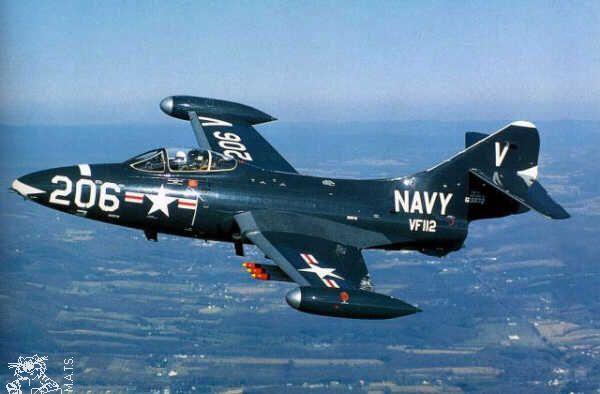 Grumman F9F-4 Project