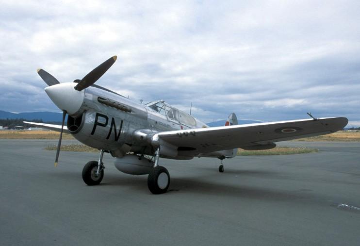 P-40E AK803