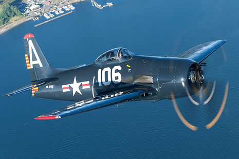 1949 Grumman F8F-2 Bearcat