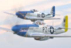 P-51D Mustangs_