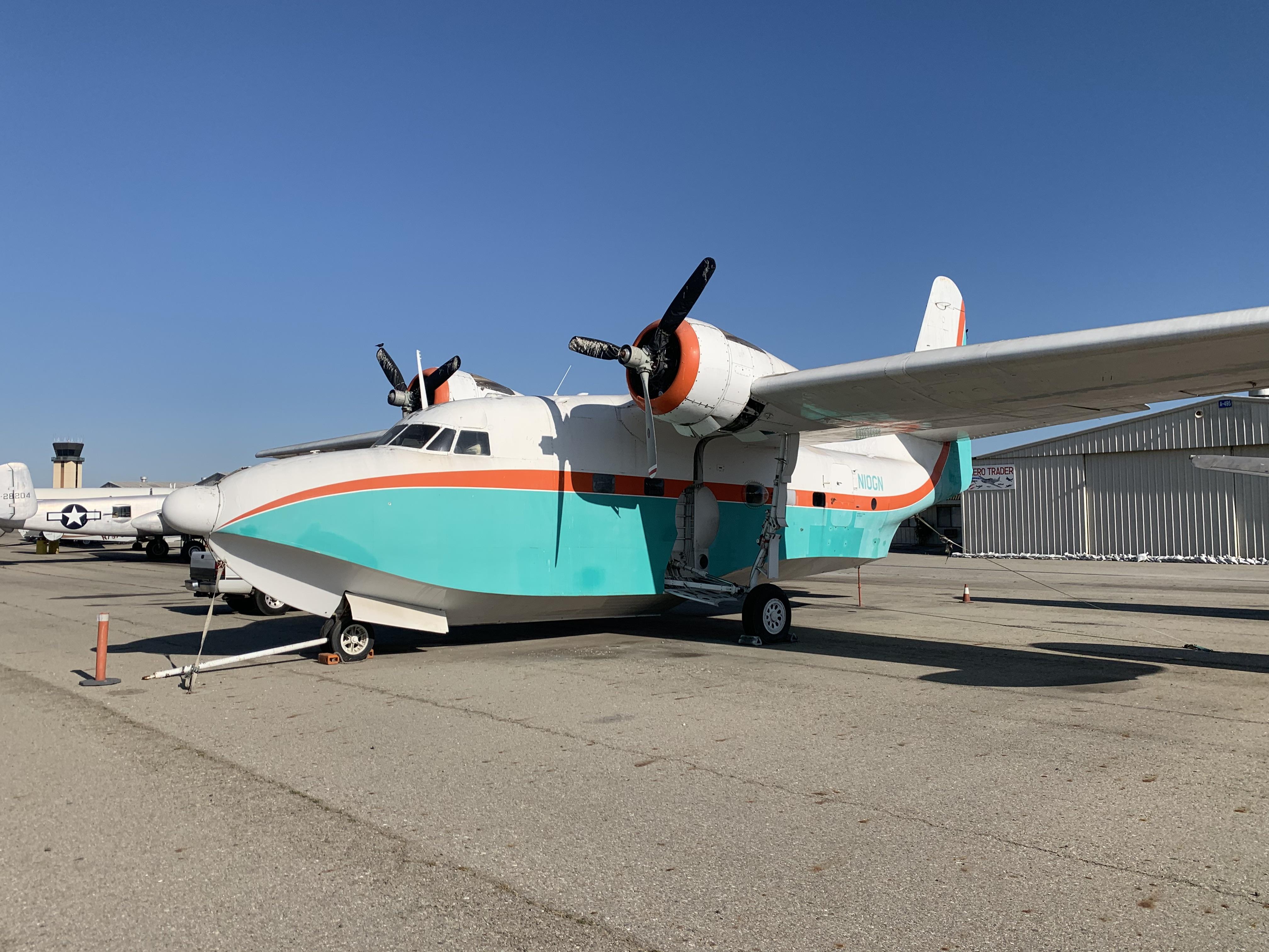 """1959 Grumman HU-16B """"Albatross"""""""