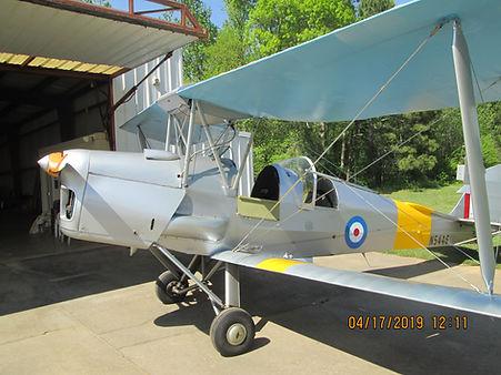 1941 DeHavilland DH82A Tiger Moth
