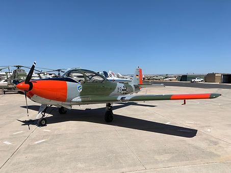 1956 Piaggio / Focke Wulf FWP-149D