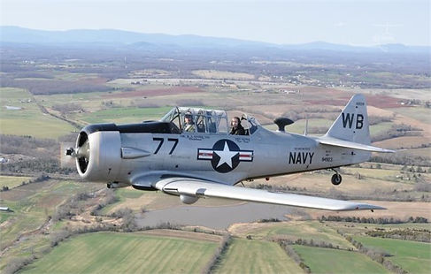 1944 North American SNJ-5