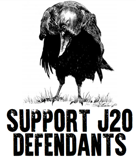 How You Can Support J20 Defendants