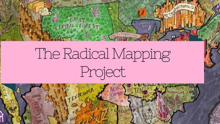 Thoughts on Endings, Beginnings, and the Radical Mapping Project