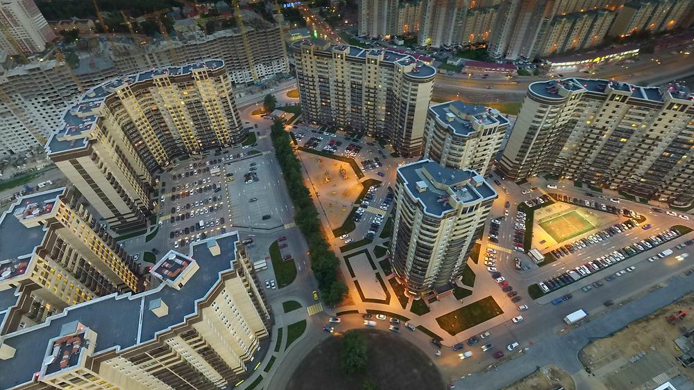 ParaGraf.ru | Сферические панорамы с беспилотника