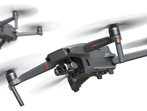 ParaGraf.ru | Анонс дрона с тепловизором DJI Mavic 2 Enterprise Dual