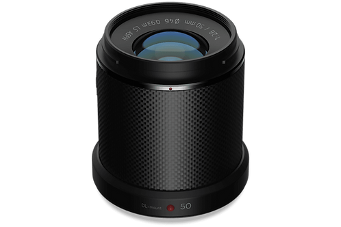 Объектив DJI Zenmuse X7 DL 50mm F2.8 LS ASPH Lens | ParaGraf.ru | 8-800-600-86-80