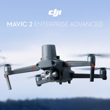 ParaGraf.ru | Анонс нового дрона DJI Mavic 2 Enterprise Advanced