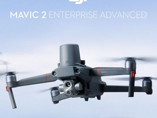 ParaGraf.ru | Анонс нового дрона DJI Mavic 2 Enterprise Advanced
