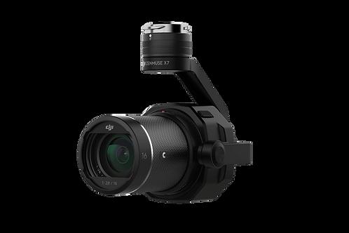 Камера DJI Zenmuse X7 на подвесе для квадрокоптеров Inspire 2 | ParaGraf.ru | 8-800-600-86-80