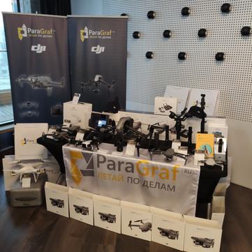 ParaGraf.ru | Наш стенд на выставке OHFEST 02-02-2020