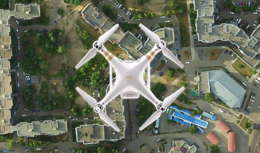 ParaGraf.ru | 3D сканирование территории с беспилотника