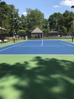 hedgrow tennis