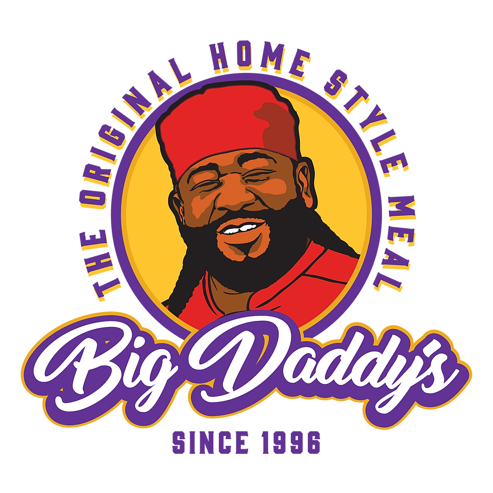 Big Daddy S Soul Food Menu