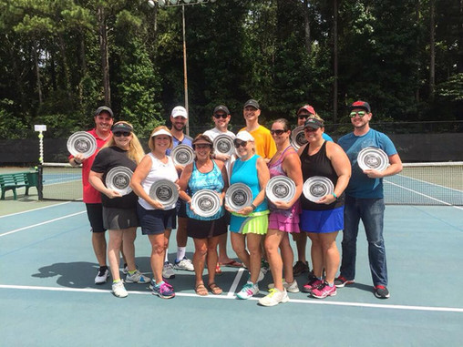 Summer Mixed Doubles Team City Champs