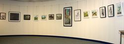 Charles Zhang's Art Exhibition