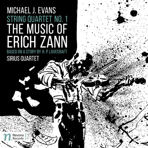 The Music of Erich Zann cover