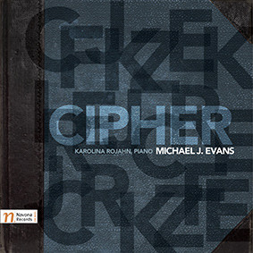 CIPHER cover