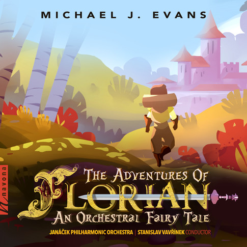 NV6301 - Evans, Mike - THE ADVENTURES OF