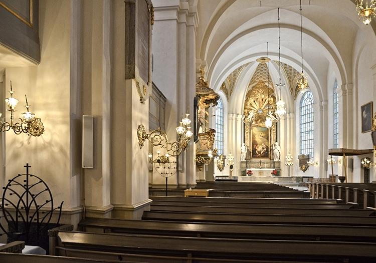 Kirche mit 16C