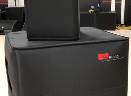 Schutzhüllen zu d&b Lautsprechern