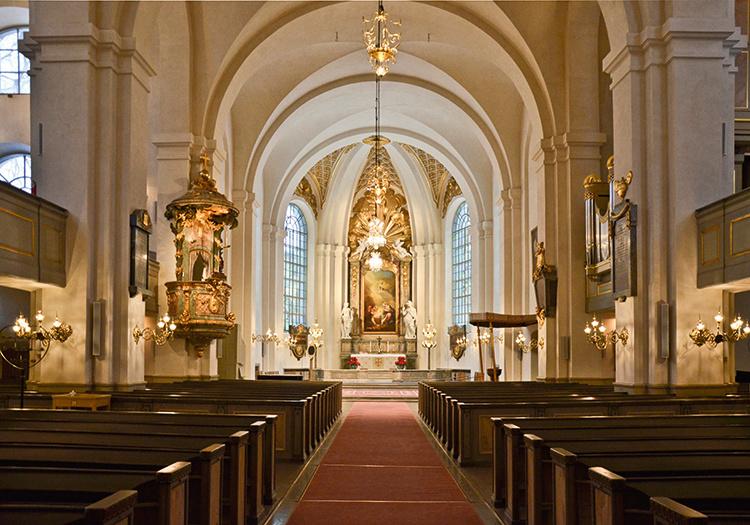 Kirche mit xC1