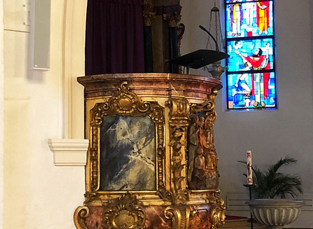 Installationen in Kirchen der Schweiz