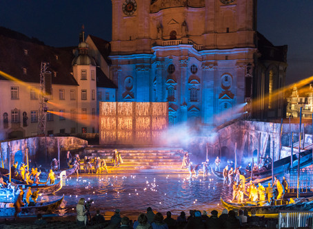 Array Processing @ Festspiele St.Gallen