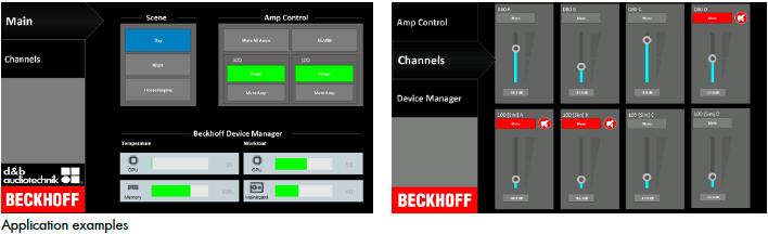 Beckhoff d&b Plug-In