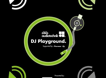 Mittwoch 28. Oktober 2020 - Neueröffnung DJ-Playground