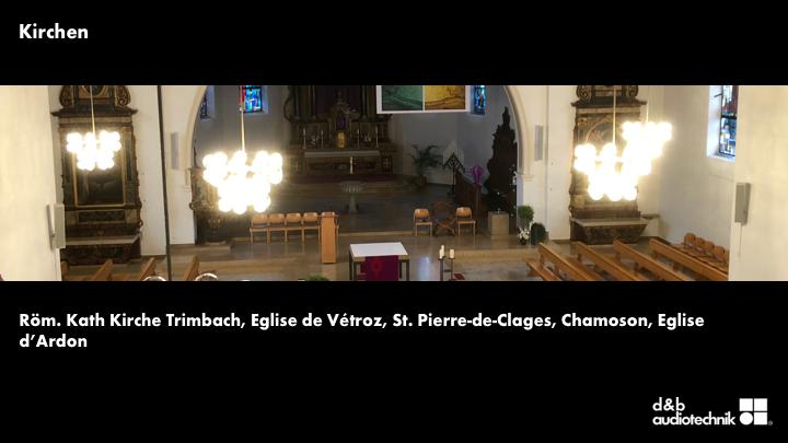Kirchen & Sakralräume