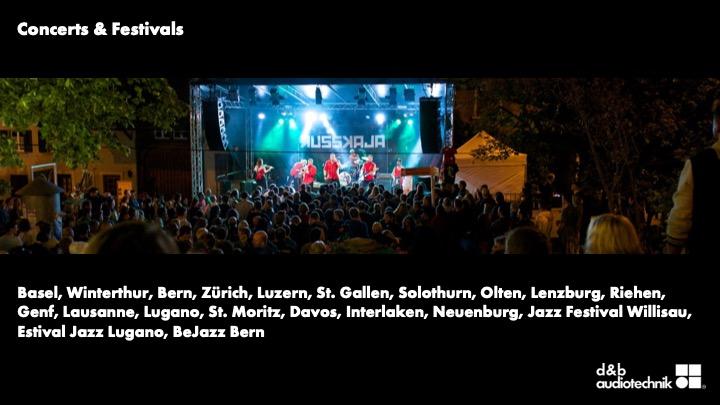 Concerts&Festivals