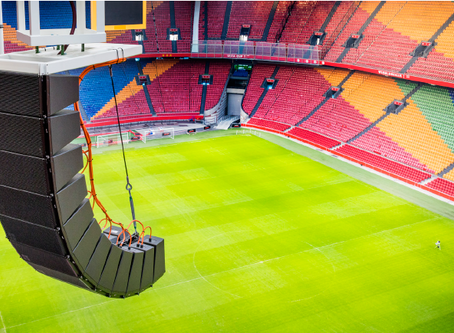 Install Award für d&b Stadioninstallation: Amsterdam Arena