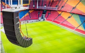 d&b in der Amsterdam Arena