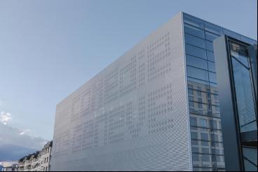 La Nouvelle Comédie de Genève - ein Grossprojekt im Herzen von Genf!